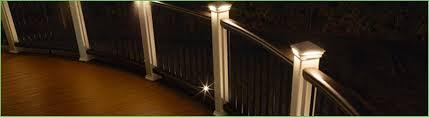Home Depot Deck Lighting Solar by Lighting Solar Powered Fence Post Cap Lights Solar Led Garden