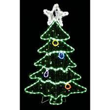 Flagpole Christmas Tree Uk by Christmas Tree Lights Led Uk