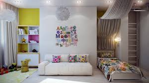100 Modern Design Decor Sophisticated Colorful Kids Bedroom That Will