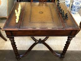 Antique Game Tables And Chairs Table Furniture Surprising 1 ...