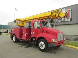 KENWORTH T300 Digger Derrick Trucks For Sale & Lease - New & Used ...
