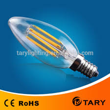 e27 e12 e14 clear led candle bulb clear glass filament led bulb