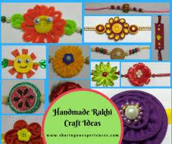 DIY Handmade Rakhi Ideas For Kids This Rakshabandhan