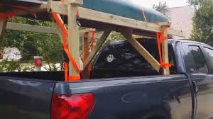 Building A Kayak Rack For Truck Impression Build Diy Homemade ... Sema Show Truck Build 2013 Ford F250 Crew Cab Power Stroke Ana White A Shelf Or Desk Organizer Free And Easy Trucks For Kids Compilation Learning A Monster How To Bed Storage Storagehow To Shiny R Views Lego With Pictures Wikihow Pickup Sideboardsstake Sides Super Duty 4 Steps Fun Way Review Shapes Preschoolers Building Truck Camper Home Away From Home Teambhp Best Car Information 1920 Wooden Cap Thing