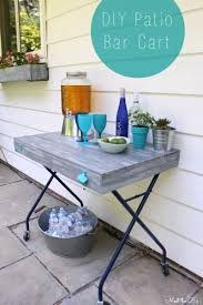 Portable Patio Bar Ideas by 32 Best Diy Outdoor Bar Ideas And Designs For 2017