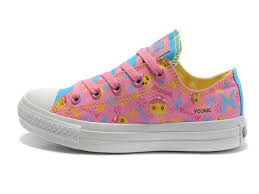 Converse All Star Low Top Japan Cute Orange Graffiti Canvas Cheap Australiabuy