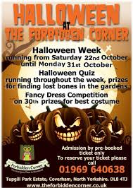 Halloween Trivia Questions And Answers For Seniors by Latest News The Forbidden Corner North Yorkshire
