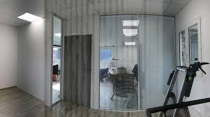 cloisons bureaux pose de cloisons amovibles dans un local professionnel à etréchy