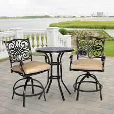 Amazon.com: Hanover Traditions 3-Piece High-Dining Bistro Set In Tan ... Bar Outdoor Counter Ashley Gloss Looking Set Patio Sets For Office Cosco Fniture Steel Woven Wicker High Top Bistro Tables Stool Cabinet 4 Seasons Brighton 3 Piece Rattan Pure Haotiangroup Haotian Sling Home Kitchen Hampton Lowes Portable Propane Chair Walmart Room Layout Design Ideas Bay Fenton With Set Of Coffee Table And 2 Matching High Chairs In Portadown Carleton Round Joss Main Posada 3piece Balconyheight With Gray
