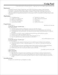 Resume Automotive Mechanic Create My Objective