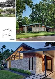 100 Mid Century Modern Remodel This House In Austin Texas Received A