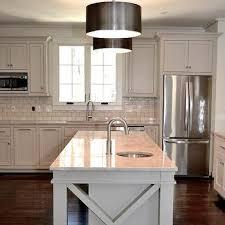 of pearl quartzite contemporary kitchen benjamin