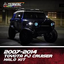 2007-2014 Toyota FJ Cruiser Halo Kit – ColorwerkzLED Used Gunmetal Grey Met With Black Roof Toyota Fj Cruiser For Sale Mcc 03009 Side Steps Rails Personal Defense Network 2013 Tour Update 14 Truck Urd Supcharger Kit 2010 4runner And Xrunner 2012 Trail Teams Special Edition Top Speed Forum View Single Post How Much Lift Would You Toyota Image 19 Pickup 2006 Cartype Custom Trucks Trailers Rvs Toy Haulers Fj Favorite Exotic Car Image 22 3 Car Seats Or New Truck Help Save My Page