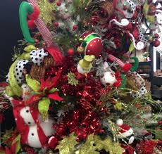 Frosty The Snowman Christmas Tree Theme by Christmas Tree Decorating Trends For 2013 U2013 Carycitizen