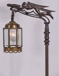 Rembrandt Floor Lamp With Table by Pair Of Vintage Rembrandt Bridge Lamps At 1stdibs