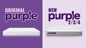 Purple Mattress Comparison | Original Vs New 2/3/4 (2019 GUIDE)