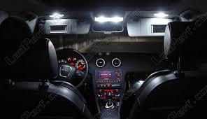 interieur audi a3 s line pack leds intérieur pour audi a3 8p light