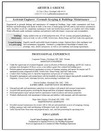 Manufacturing Technician Example Apartment Sample Industrial Maintenance Mechanic Resume New Building Examples Of Resumes Main Medium Size