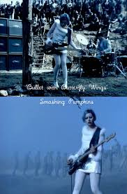 Smashing Pumpkins Bullet With Butterfly Wings Album by I Want To Be The With The Most Cake Dallo Spazio
