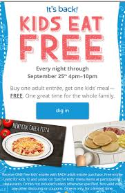 Ihop Halloween Free Pancakes 2014 by Tiff U0027s Deals Nola And National Savings Ihop Kids Eat Free