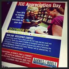 Our TCCSpirit contest ends tomorrow it s not to late to show