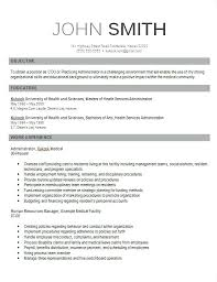 Modern Resume Sample Samples Extraordinary Examples 2 Example Of 2018