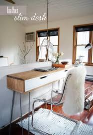 Wall Mounted Desk Ikea Hack by Best 25 Ikea Alex Desk Ideas On Pinterest Desks Ikea Alex Desk
