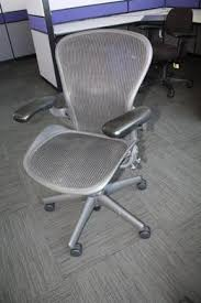 Aeron Chair Used Nyc by Used Herman Miller Office Chairs In Los Angeles California Ca