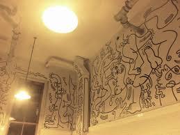 Jeremiahs Vanishing New York Haring Bathroom
