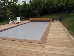 margelle piscine en bois terrasse garapa et margelle ipe à de chandieu