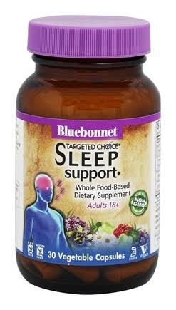 Bluebonnet Sleep Support - 30 Capsules