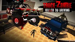 Truck Zombie Killer 3D Driving For Android - Free Download And ...