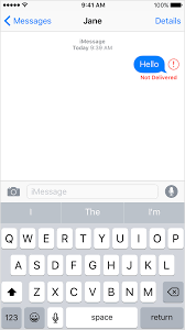 How to Fix iMessage is Down and Message Failed to Send Issues