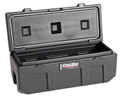 Dee Zee Poly Utility Chest Tool Box - Truck Storage - FREE SHIPPING