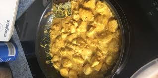 cuisine escalope de dinde escalope de dinde au curry facile et pas cher recette sur