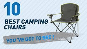 Coleman Oversized Padded Quad Chair Side Cooler by Heavy Duty Camping Chair Collection New U0026 Popular 2017 Youtube