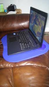 Walmart Cushioned Lap Desk by Laptop Lap Desk Portable With Foam Cushion Led Desk Light And