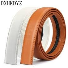 DXHKDYZ No Deduction Luxury Business Casual Second Floor Leather Belt Automatic Buckle BeltChina
