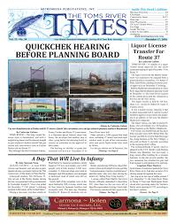 Toms River Halloween Parade History by The Toms River Times By Micromedia Publications Issuu