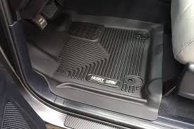 2005 Chevy Colorado Floor Mats by Husky Liners X Act Contour Custom Fit Floor Liners Free Shipping