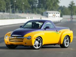 Chevrolet Ssr Pickup - Amazing Photo Gallery, Some Information And ...
