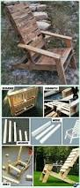 Pallet Adirondack Chair Plans by Diy Adirondack Chair Free Plans Instructions
