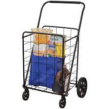 100 Walmart Carts Folding Chairs Helping Hand 4wheel Superdeluxe Swiveler Cart Com