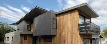 100 Contemporary House Siding Using Metal On A Modern Home