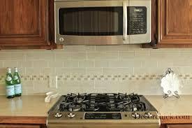 Accent Tiles For Kitchen Backsplash The Kitchen Backsplash Makeover Reveal Decorchick