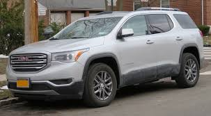GMC Acadia - Wikipedia Exceptional 2017 Gmc Acadia Denali Limited Slip Blog 2013 Review Notes Autoweek New 2019 Awd 2012 Photo Gallery Truck Trend St Louis Area Buick Dealer Laura Campton 2014 Vehicles For Sale Allwheel Drive Pictures Marlinton 2007 Does The All Terrain Live Up To Its Name Roads Used Chevrolet 2016 Slt1