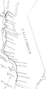 728x1400 Map California Template