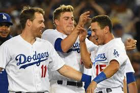 Kiké Hernández And Austin Barnes In Series Finale Lineup - True ... Austin Barnes Signed 11x14 Dodgers Photo Jsa Wp240926 July 23 2017 Los Angeles Youtube Review True Blue La Look To Rookies Andrew Toles Minor League 7 Rbis Lead Win In Sd Turner Hernandez Help Hold Off Diamondbacks 86 Boston Ends Wild Game With 10thning Walkoff Vs Astros World Series Infield Comparison Page 2 2016 Nlds Roster Charlie Culberson Josh Alchetron The Free Social Encyclopedia