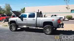2500 Chevy Truck | Sca Performance Black Widow Lifted Trucks