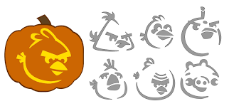 Pirate Pumpkin Template Free by Free Jack O Lateran Pattern Carving Stencils To Download And Print